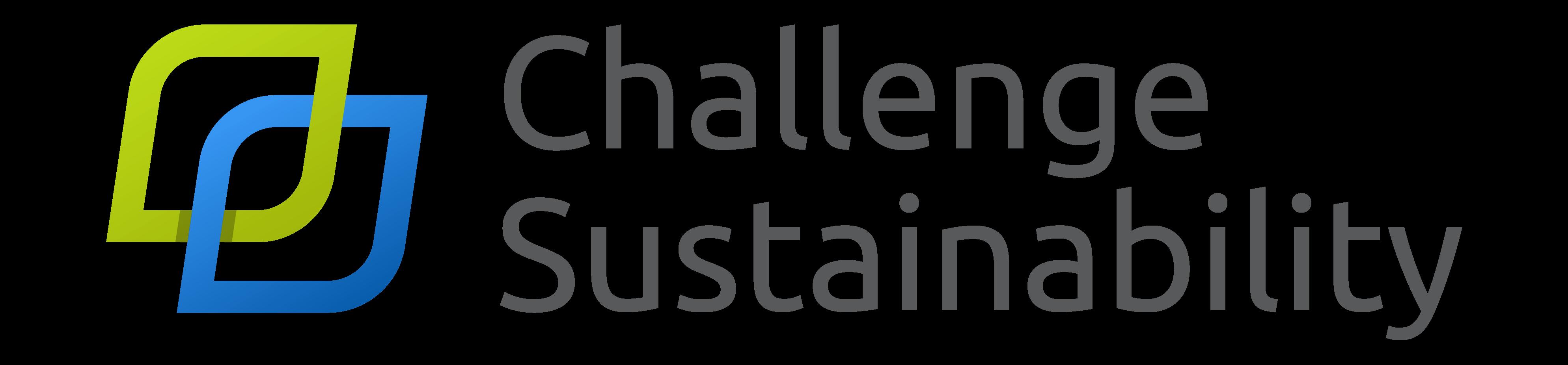 Challenge Sustainability