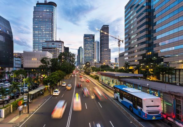 Sustainability reporting in Indonesia